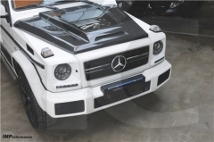 Fiber Glass 2012-2017 Mercedes Benz W463 G Class & G63 AMG iMP Performance Wide Body Kit include Front Bumper Front Grille  Fender Flare